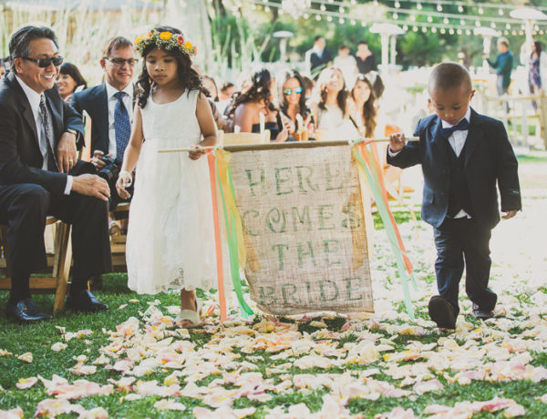 Temecula Wedding Ceremony Decor