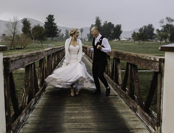 Menifee Lakes Country Club Wedding