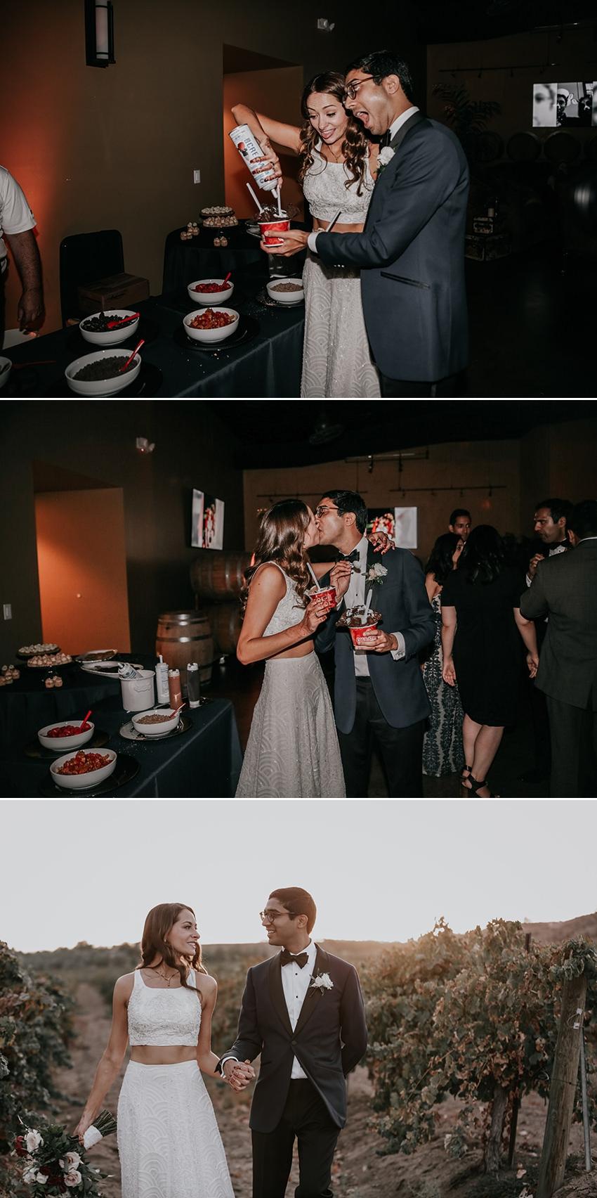 Fazeli Winery Hindu Wedding